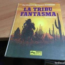 Cómics: EL TENIENTE BLUEBERRY Nº 21 LA TRIBU FANTASMA (JUNIOR GRIJALBO) TAPA DURA PRIMERA EDICION (COIB41). Lote 184219986