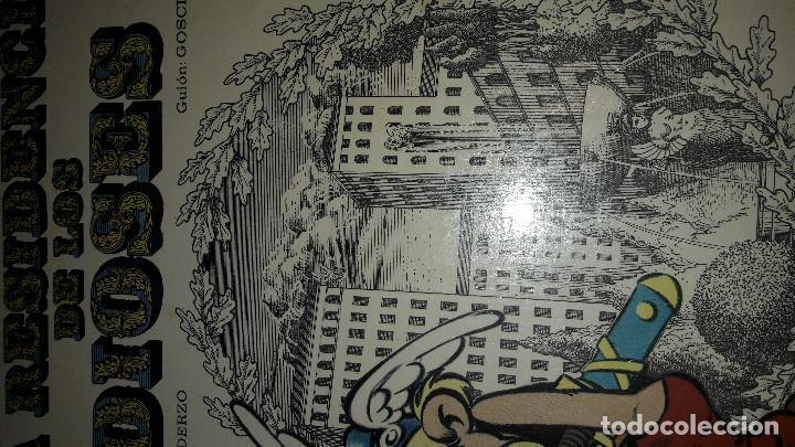 Cómics: ASTERIX LA RESIDENCIA DE LOS DIOSES DIBUJO UDERZO GUION GOSCINNY EDICIONES JUNIOR GRIJALDO - Foto 3 - 184251396