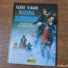 Cómics: TENIENTE BLUEBERRY Nº 31 MARSHAL EDICION GRIJALBO TAPA DURA. Lote 184263287