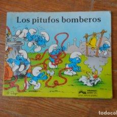 Comics: LOS PITUFOS BOMBEROS - PEYO - EDIT. GRIJALBO 1982. Lote 184280756
