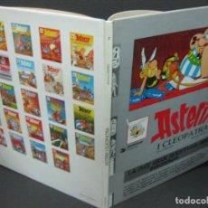 Cómics: ASTERIX I OBELIX. ASTERIX I CLEOPATRA. GRIJALBO / DARGAUD. 1987.. Lote 184347197