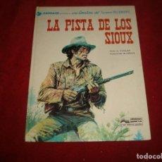 Cómics: TENIENTE BLUEBERRY Nº 5 LA PISTA DE LOS SIOUX GRIJALBO 1978. Lote 184388697