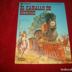 Cómics: TENIENTE BLUEBERRY Nº 3 EL CABALLO DE HIERRO GRIJALBO 1980. Lote 184389315