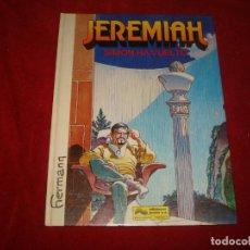 Comics : JEREMIAH Nº 14 SIMON A VUELTO EDICIONES JUNIOR GRIJALBO 1991. Lote 184389716