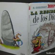 Cómics: ASTERIX Y OBELIX. LA RESIDENCIA DE LOS DIOSES. SALVAT 2008.. Lote 184424378