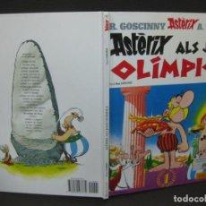 Cómics: ASTERIX I OBELIX. ASTERIX ALS JOCS OLIMPICS. SALVAT 1999.. Lote 184424858