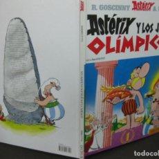 Cómics: ASTERIX Y OBELIX. ASTERIX Y LOS JUEGOS OLIMPICOS. SALVAT 2011.. Lote 184424941