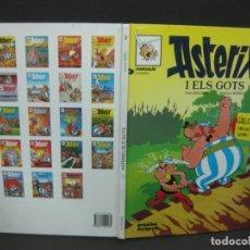 Cómics: ASTERIX I OBELIX. ASTERIX I ELS GOTS. GRIJALBO - DARGAUD. 1989.. Lote 184426515