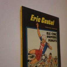 Cómics: ELS CINC PRIMERS MUNUTS 1985 N.9. Lote 184557988
