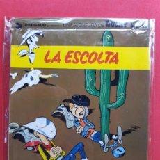 Cómics: LUCKY LUKE LA ESCOLTA 1ª EDICIÓN 1981. Lote 184858312