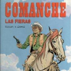 Cómics: LAS FIERAS. Lote 185719693