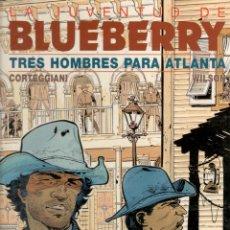 Comics: TRES HOMBRES PARA ATLANTA. Lote 185725280