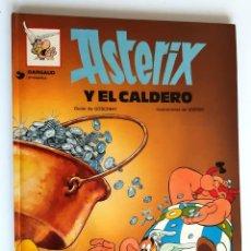 Cómics: ASTERIX Y EL CALDERO. Lote 185769305