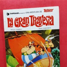 Cómics: ASTERIX LA GRAN TRAVESIA 1981. Lote 185979336