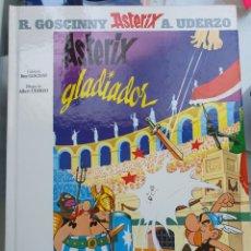 Cómics: ASTERIX GLADIADOR. TAPA DURA. EDICIÓN 2000. Lote 186257188