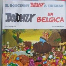 Cómics: ASTERIX EN BELGICA. TAPA DURA. EDICIÓN 2000. Lote 186257810
