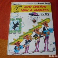 Cómics: LUCKY LUKE 8 LOS DALTON VAN A MEXICO ( MORRIS ) TAPA DURA GRIJALBO. Lote 186286432