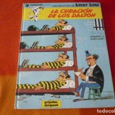 Cómics: LUCKY LUKE 5 LA CURACION DE LOS DALTON ( GOSCINNY MORRIS ) ¡BUEN ESTADO! TAPA DURA GRIJALBO. Lote 186286828