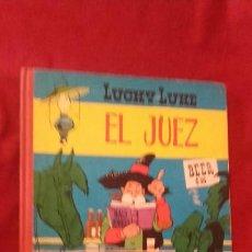 Cómics: LUCKY LUKE - EL JUEZ - MORRIS - ED. TORAY - CARTONE. Lote 186288648