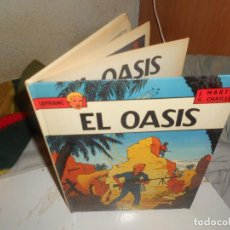 Comics : LEFRANC Nº 7 EL OASIS 1987 ED. JUNIOR, AVENTURA EXÓTICA, OFERTA. Lote 186346553