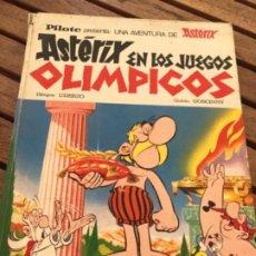 Cómics: TEBEO ASTERIX EN LOS JUEGOS OLÍMPICOS. 1968. Lote 186405111