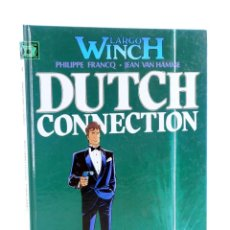 Cómics: LARGO WINCH 6. DUTCH CONNECTION (PHILIPPE FRANCQ / JEAN VAN HAMME) GRIJALBO, 1995. OFRT. Lote 187102436