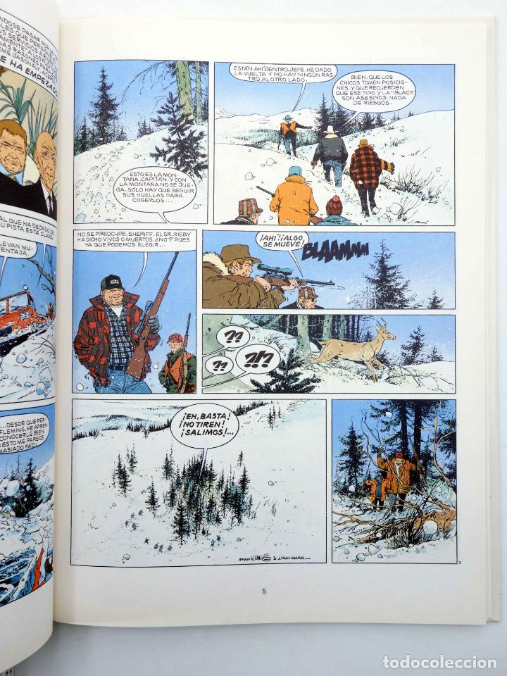Cómics: XIII 7. LA NOCHE DEL 3 DE AGOSTO (William Vance / Jean Van Hamme) Grijalbo, 1991. OFRT antes 12E - Foto 5 - 263206300