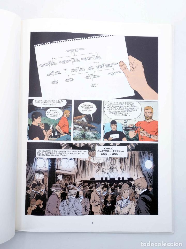 Cómics: XIII 11. TRES RELOJES DE PLATA (William Vance / Jean Van Hamme) Grijalbo, 1995. OFRT antes 12E - Foto 3 - 229829575