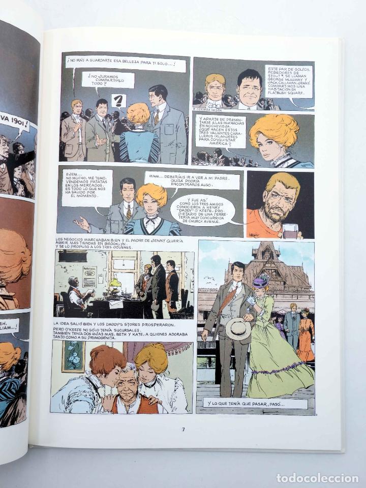 Cómics: XIII 11. TRES RELOJES DE PLATA (William Vance / Jean Van Hamme) Grijalbo, 1995. OFRT antes 12E - Foto 4 - 229829575