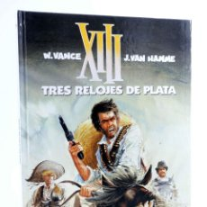 Cómics: XIII 11. TRES RELOJES DE PLATA (WILLIAM VANCE / JEAN VAN HAMME) GRIJALBO, 1995. OFRT ANTES 12E. Lote 216754442
