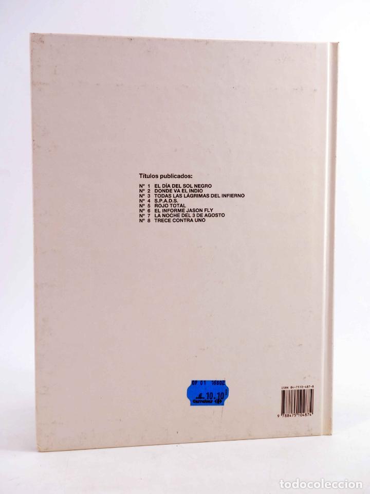 Cómics: XIII 8. TRECE CONTRA UNO (William Vance / Jean Van Hamme) Grijalbo, 1992. OFRT antes 12E - Foto 2 - 207790998