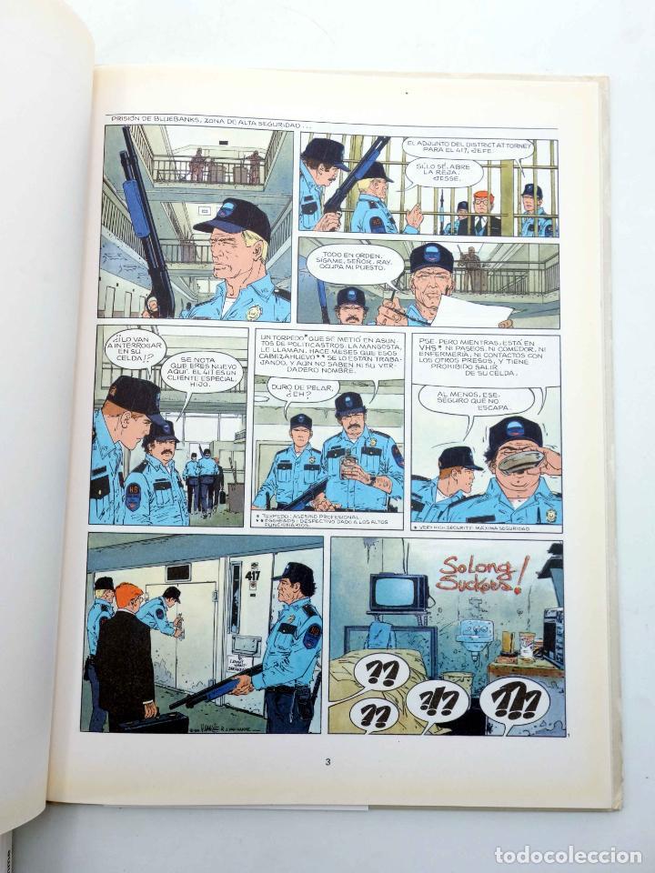 Cómics: XIII 8. TRECE CONTRA UNO (William Vance / Jean Van Hamme) Grijalbo, 1992. OFRT antes 12E - Foto 4 - 207790998