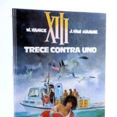 Cómics: XIII 8. TRECE CONTRA UNO (WILLIAM VANCE / JEAN VAN HAMME) GRIJALBO, 1992. OFRT ANTES 12E. Lote 207790998