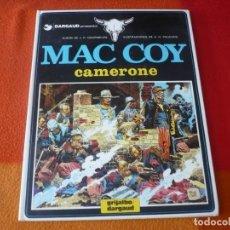 Cómics: MAC COY 11 CAMERONE ( PALACIOS ) ¡BUEN ESTADO! TAPA DURA GRIJALBO. Lote 187147675