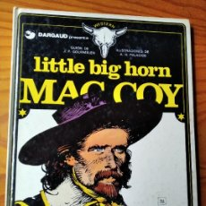 Cómics: MAC COY, LITTLE BIG HORN - GRIJALBO TAPA DURA . Lote 187187391