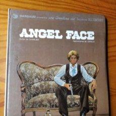 Cómics: ANGEL FACE, UNA AVENTURA DEL TENIENTE BLUEBERRY - GRIJALBO TAPA DURA 1982 -. Lote 187187731