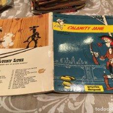 Cómics: LUCKY LUKE - Nº25 - CALAMITY JANE - TAPA BLANDA 1984 GRIJALBO. Lote 187296643