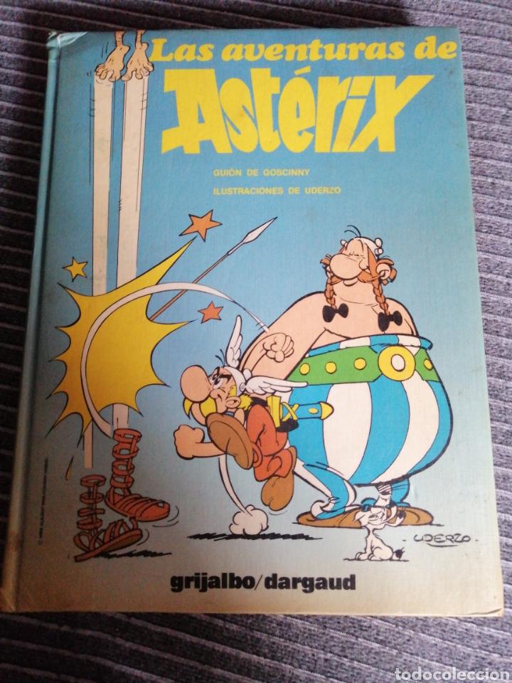 LAS AVENTURAS DE ASTERIX (Tebeos y Comics - Grijalbo - Asterix)