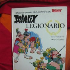 Cómics: PILOTE. UNA AVENTURA DE ASTERIX. ASTERIX LEGIONARIO . EDITORIAL BRUGUERA 1969. Lote 187376757