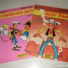Cómics: COMIC LUCKY LUKE NUM. 1 Y 27 AÑOS 70. Lote 187439635