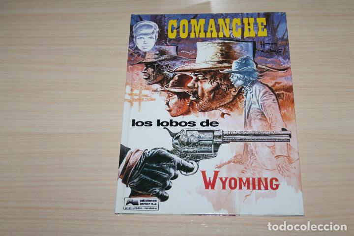 COMANCHE Nº 3, TAPA DURA, EDITORIAL GRIJALBO (Tebeos y Comics - Grijalbo - Comanche)