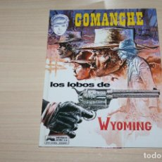 Cómics: COMANCHE Nº 3, TAPA DURA, EDITORIAL GRIJALBO. Lote 187444488