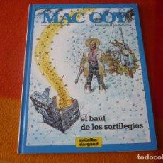 Cómics: MAC COY 18 EL BAUL DE LOS SORTILEGIOS ( PALACIOS ) ¡MUY BUEN ESTADO! TAPA DURA GRIJALBO. Lote 187465811
