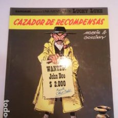 Cómics: LUCKY LUKE - EL CAZADOR DE RECOMPENSAS - DARGAUD 1990. Lote 187524142