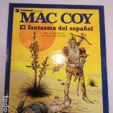 Cómics: MAC COY - NUM 16 - EL FANTASMA DEL ESPAÑOL - DARGAUD - 1991. Lote 187524581