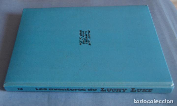 Cómics: LES AVENTURES DE LUCKY LUKE - EN CATALA - TOMO 2 CON 4 COMICS - GRIJALBO - Foto 2 - 187608321