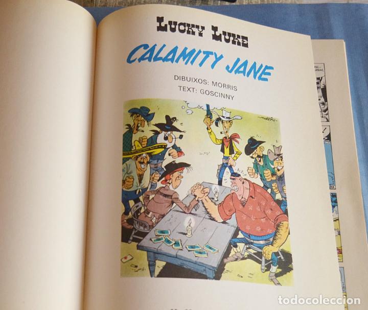 Cómics: LES AVENTURES DE LUCKY LUKE - EN CATALA - TOMO 2 CON 4 COMICS - GRIJALBO - Foto 3 - 187608321