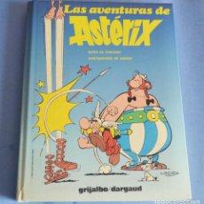 Cómics: LAS AVENTURAS DE ASTERIX - TOMO 3 - 4 COMICS - GRIJALBO - DARGAUD . Lote 187609648