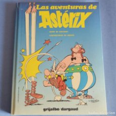 Cómics: LAS AVENTURAS DE ASTERIX - TOMO 2 - 4 COMICS - GRIJALBO - DARGAUD . Lote 187609800