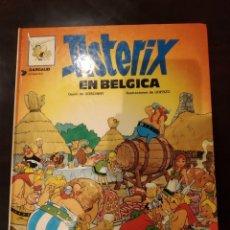 Cómics: ASTÉRIX EN BÉLGICA Nº 24 -GOSCINNY GRIJALBO DARGAUD- 1981, TAPA DURA. Lote 187824281